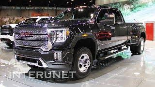 2020 GMC Sierra Denali Heavy Duty Truck