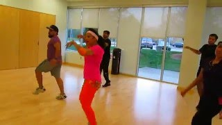 DJ Waley Babu- Bollywood Fitness with Priya