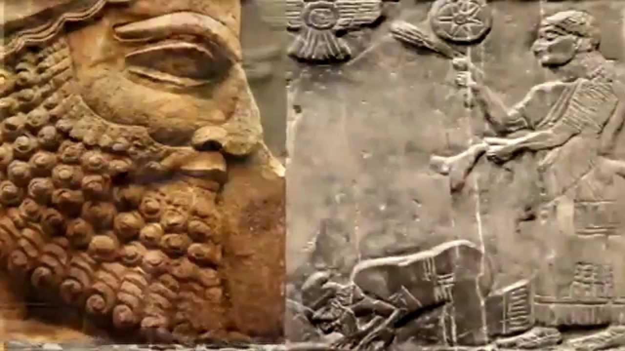 ASSYRIANS VS ISRAELITE...