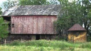 Ohio Barns And Scenery Part 1.wmv