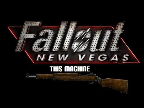 Fallout: New Vegas - Unique Weapons: This Machine