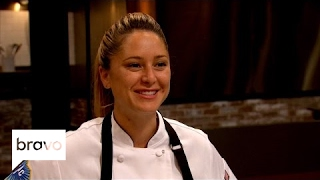 Top Chef: Brooke's Exit Interview (Season 14, Episode 14) | Bravo