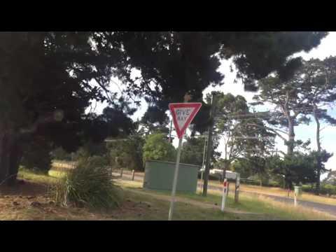 ขับรถชมทางเมือง Somers, Melbourne, Australia