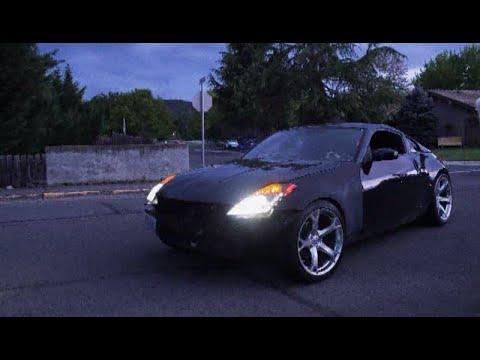 370z Nismo Wheels On 350z Youtube