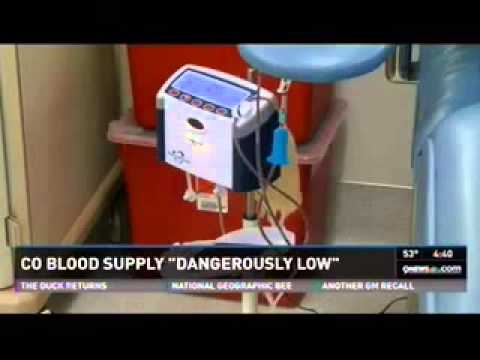 Bonfils Blood Center in Need of Blood Donors