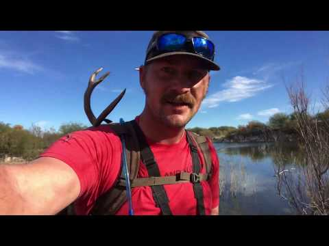 Bow Hunting Texas Border Whitetail On Public Land