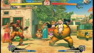 Super Street Fighter 4 - Gameplay Video 22