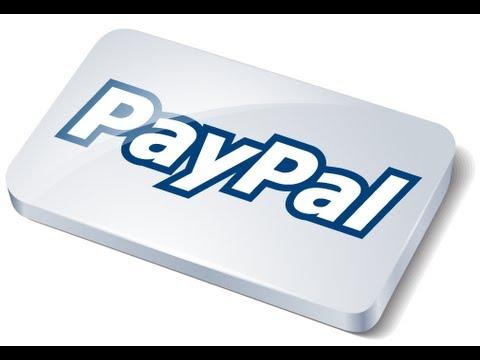 شرح طريقة انشاء حساب باي بال | paypal