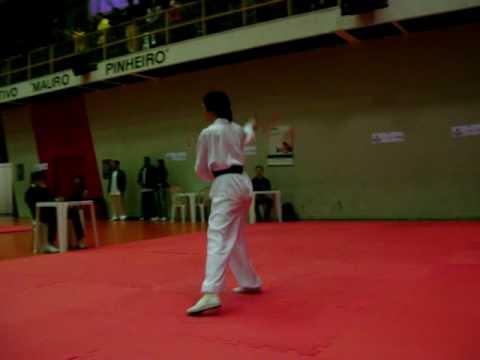 Espada Taoísta de Wu Dang Tri Brasil 2009 aos 54 a...