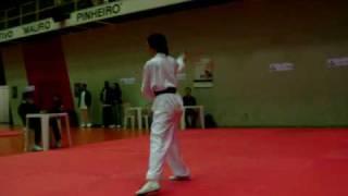 Espada Taoísta de Wu Dang Tri Brasil 2009 aos 54 anos