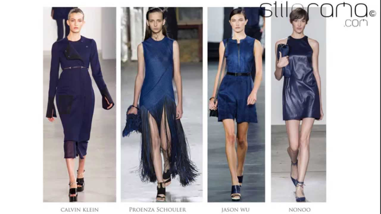 SPRING SUMMER 2015 TOP FASHION TRENDS