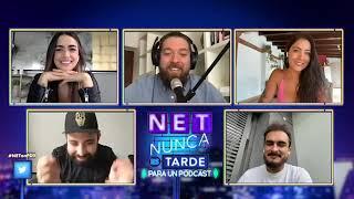 NET Nunca es Tarde: La Cotorrisa, los amos del podcast y el humor negro en México screenshot 3