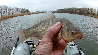 Рыбалка на карася в январе 2021 г 09 01 21