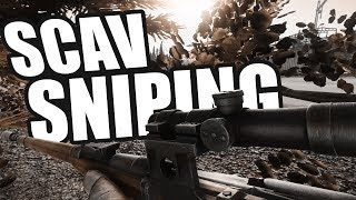 Escape From Tarkov - Scav Sniping Relaxation