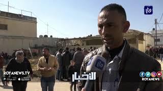 تشييع جثمان الشهيد عبد الله ابو طالب شمال جنين - (5-2-2019)