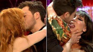 ¡Fer Dente se besó con Nacha Guevara!