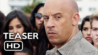The Fate of the Furious Official Trailer (2017) Vin Diesel, Dwayne Johnson