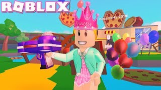 🍕Pizza Party! Roblox: Roblox Skating Rink, Apple Picking Simulator & More!
