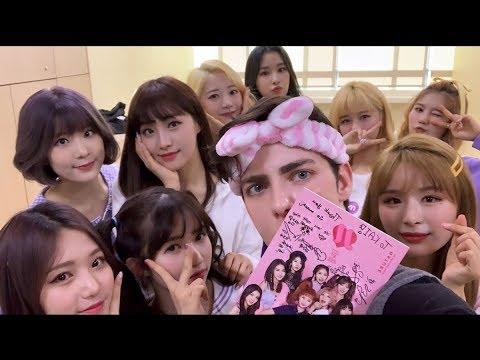 Lagu Video Meeting Kpop Idols For The First Time ! Terbaru