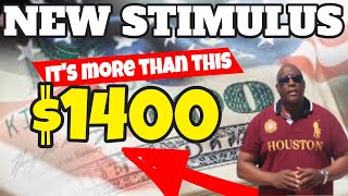 Stimulus Check $1400   How To Get New $14k IRS Stimulus Check Update 2021? #SHORT