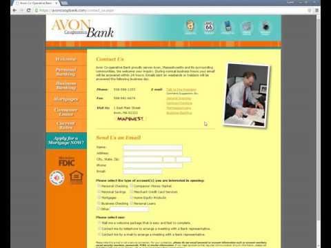 Avon Co operative Bank