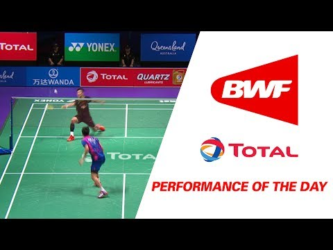 Performance Of The Day | Badminton F – China vs Korea- TOTAL BWF Sudirman Cup 2017
