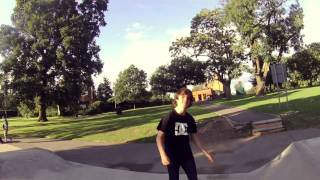 Harry Arras Friary park skate clips