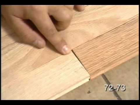 Hardwood Floor Edges And Details Laying Hardwood Floors Part 6