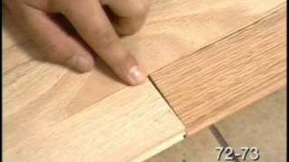 Hardwood Floor Edges and Details -