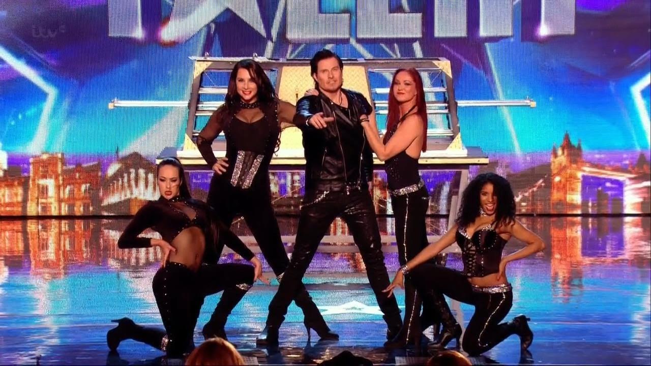 Britain S Got Talent S08e04 Christian Farla Fantastic