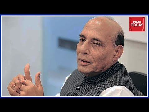 Modi Govt Will Find Permanent Solution To Kashmir Issue : Rajnath Singh | Exclusive Interview