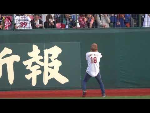 2019 楽天生命パーク ファンキー加藤「ちっぽけな勇気」
