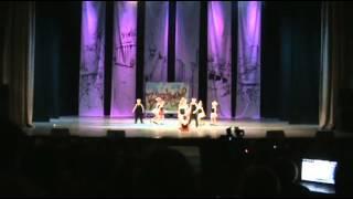 Творческий урок - концерт Студии современной хореографии «Возрождение» г. Иваново