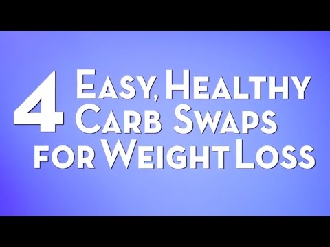 4 Easy, Healthy Carb Swaps for Weight Loss