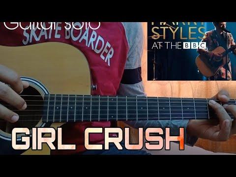 Harry Styles – Girl Crush // Guitar Tutorial, Play-Along,