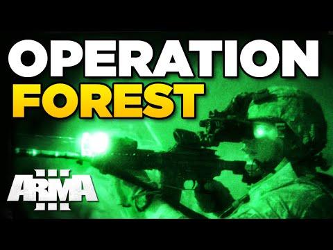 OP FOREST | Arma 3 Stratis EU2 [JSRS3 Dragonfyre + Blastcore Phoenix]