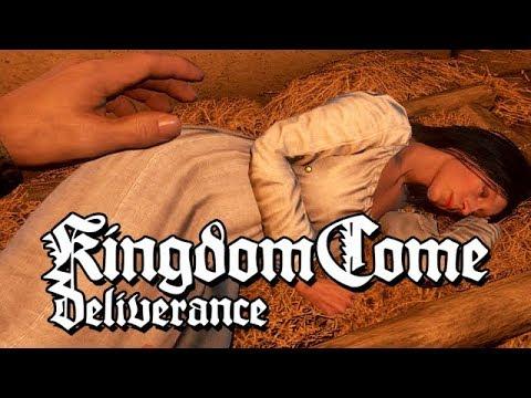 Kingdom Come Deliverance Gameplay German #05 - Leichte Mädchen