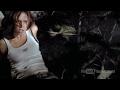 Weird Man Fall Down From Tree   Eliza Dushku, Desmond Harrington   Wrong Turn Movie Scene