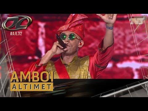 #AJL32 | Altimet | Amboi