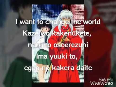 Lagu Inuyasha I Want To Change The World