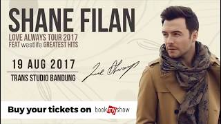 Video Shane Filan Love Always Tour 2017 Bandung - BookMyShow Indonesia download MP3, 3GP, MP4, WEBM, AVI, FLV Juni 2018
