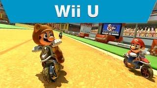 Wii U - Mario Kart 8 DLC Pack 1 Trailer - 60 FPS