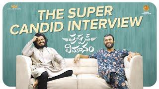 The Super Candid Interview Promo | Vijay Deverakonda | Anand Deverakonda