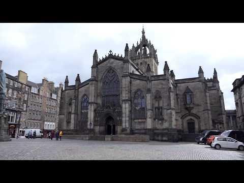 St Giles Cathedral - Edinburgh