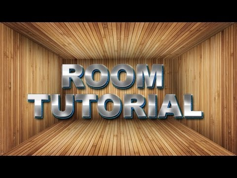 Beginner PhotoManipulation #5 | Creating Rooms in Photoshop