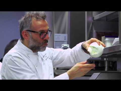 Massimo Bottura and the mozzarella delivery