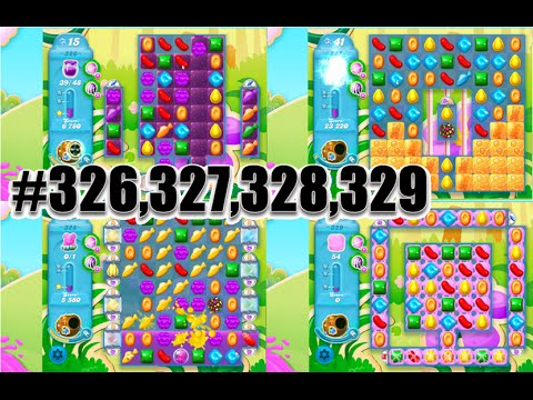 how to get past level 409 in candy crush saga