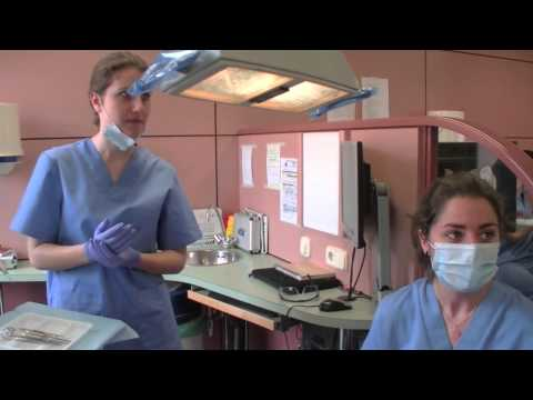 Clínica de la Facultad de Odontología de la Universidad Complutense de Madrid