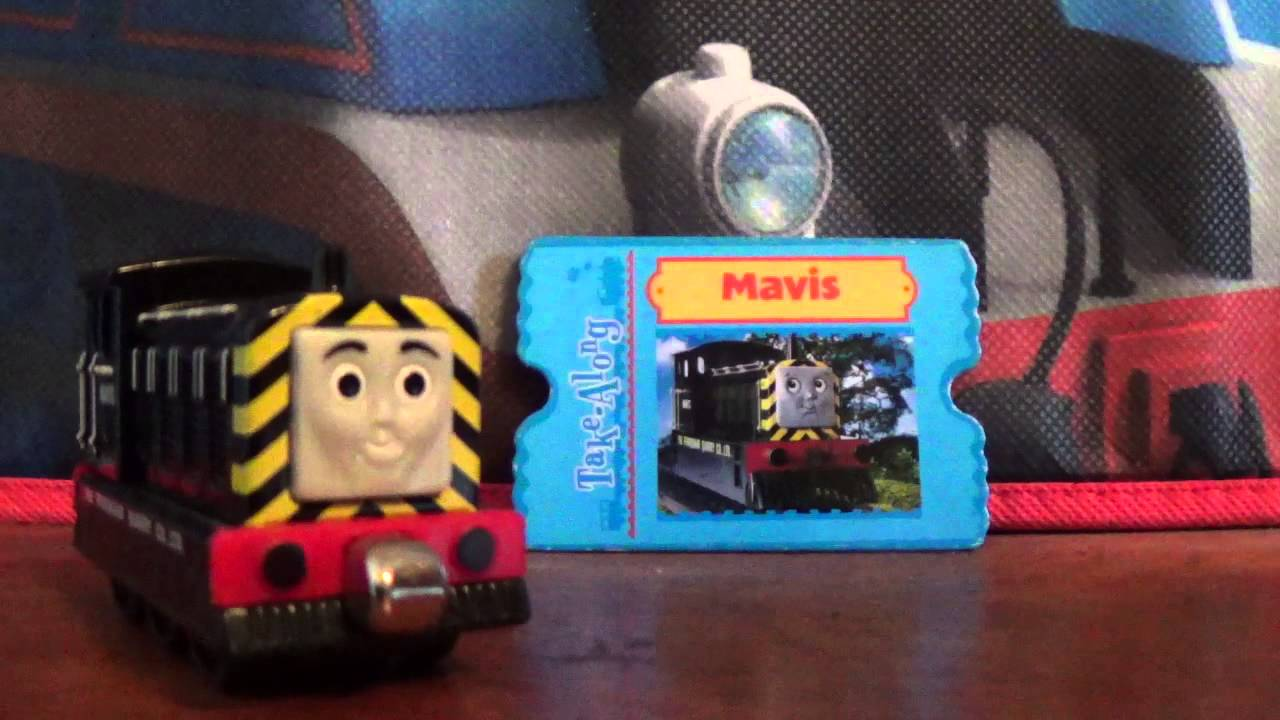 Thomaszoey3000 Productions Take Along Mavis Review