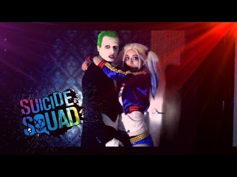 Suicide Squad Harley & Joker Fan Film